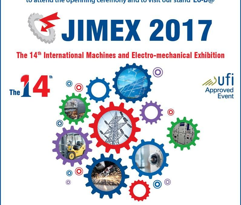 Our Jordan branch is participating in JIMEX Fair