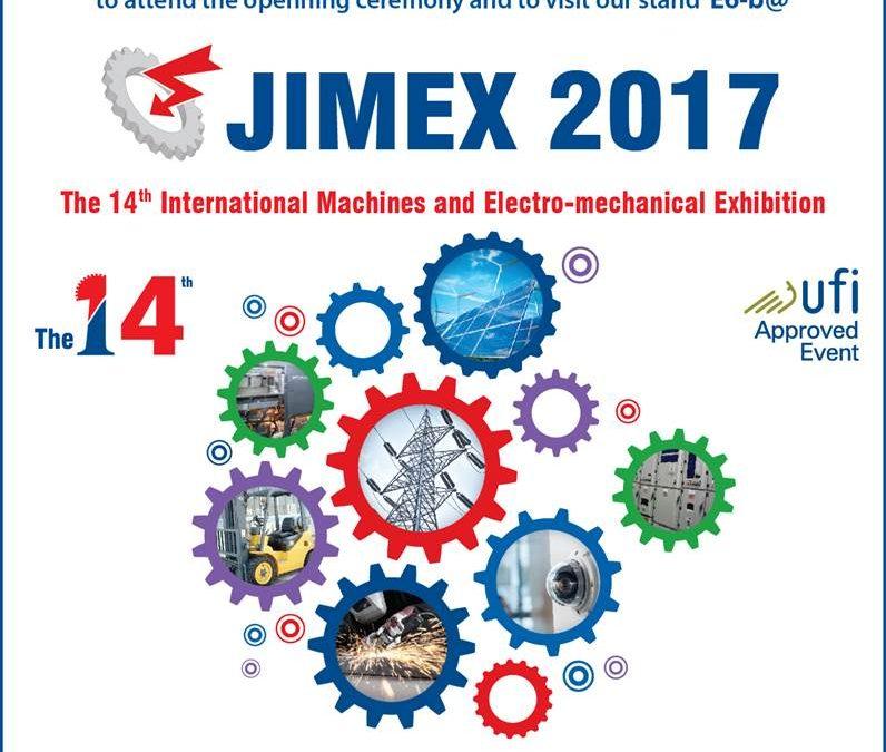 Our Jordan branch is participating in JIMEX Fair
